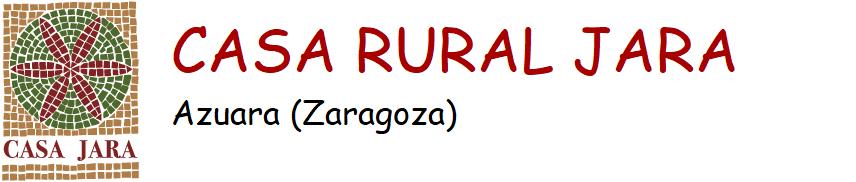 CASA RURAL JARA